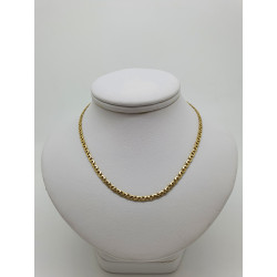 Collier Maille Haricot