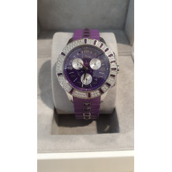 Montre Dior Purple Dial