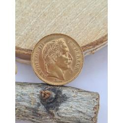 Pièce Napoléon III 20 Francs 1861