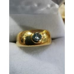 Bague Diamant 0,20cts
