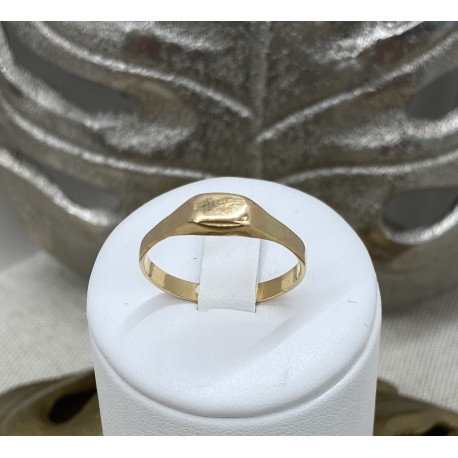 Chevalière or