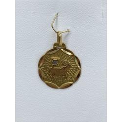 Médaille Zodiaque