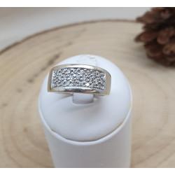 Bague Or avec Diamant