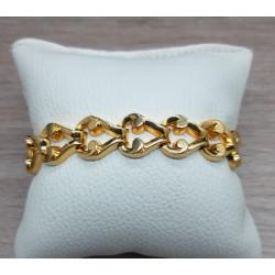 Bracelet Maille Gourmette