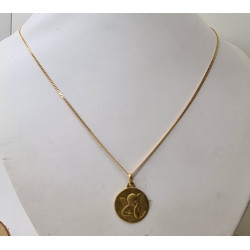 Collier Chaine + pendentif