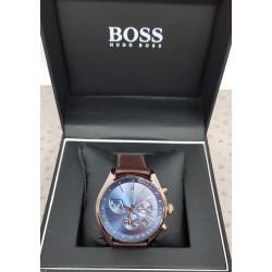 Montre Hugo Boss HB297 Grand prix bleu