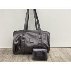 Sac Longchamp Happy avec son portefeuille