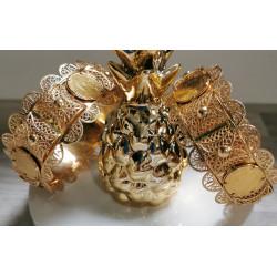 Bracelets Joncs pièces