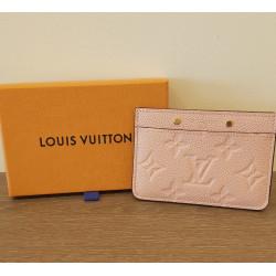 Porte Carte Femme Louis Vuitton
