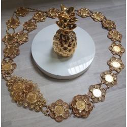 Ceintures en or