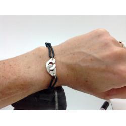 Bracelet menottes Dinh Van