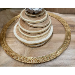 Collier or Maille Polonaise