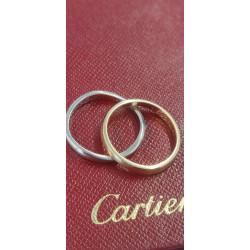 Double Bague Cartier