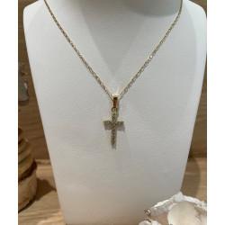 Collier avec Crucifix