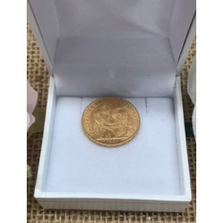 Pièce de 20 francs 1904