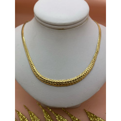 Collier Maille Anglaise