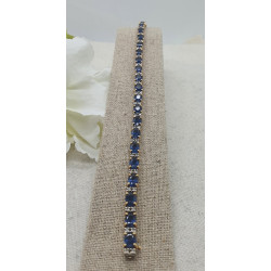 Braceler Saphirs diamants