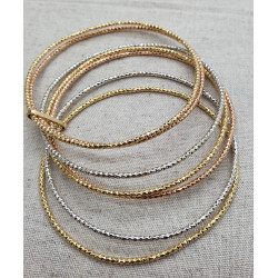 Bracelets Joncs 3 ors