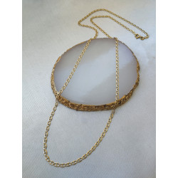Chaine Maille Marine